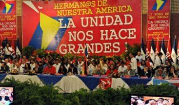 Foro Sao Paulo culpa a EEUU de los conflictos latinoamericanos en su clausura