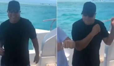 El padre de Nicky Jam conquista Instagram con su divertido baile
