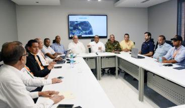 MOPC activa su Comité de Emergencias por trayectoria de la onda tropical Beryl