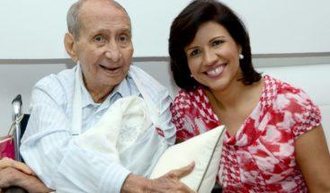 Muere padre de la vicepresidenta Margarita Cedeño