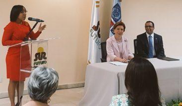 Educación y Sur Futuro firman acuerdo que busca mejorar gestión institucional