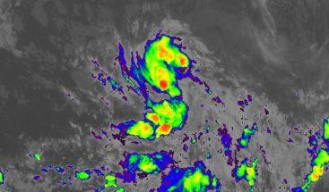 Depresión tropical a punto de formarse en el Atlántico