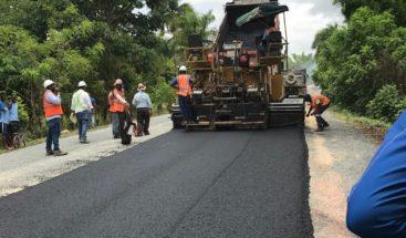 Obras Pública inicia reconstrucción de calles en San José de Los Llanos