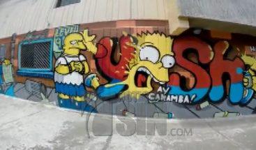 Ciudad en México se convierte en Springfield de Los Simpson