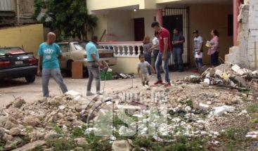Sin poder regresar a sus hogares más de cinco familias en Alma Rosa I