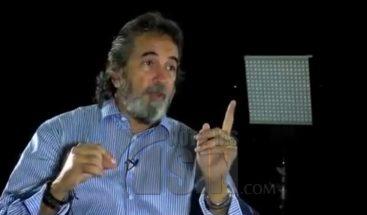 Velan en funeraria Blandino restos productor de cine Fernando Báez