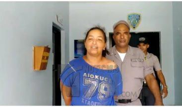Conocerán coerción a mujer acusada de drogar a otra con burundanga en La Vega