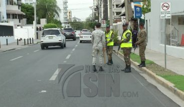 Residentes en la capital se quejan escasez de presencia del patrullaje mixto