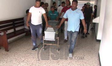 Sepultan restos de joven asesinado para robarle motor en Los Alcarrizos