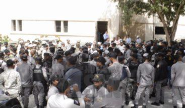 Realizan patrullaje mixto en diferentes lugares en La Romana