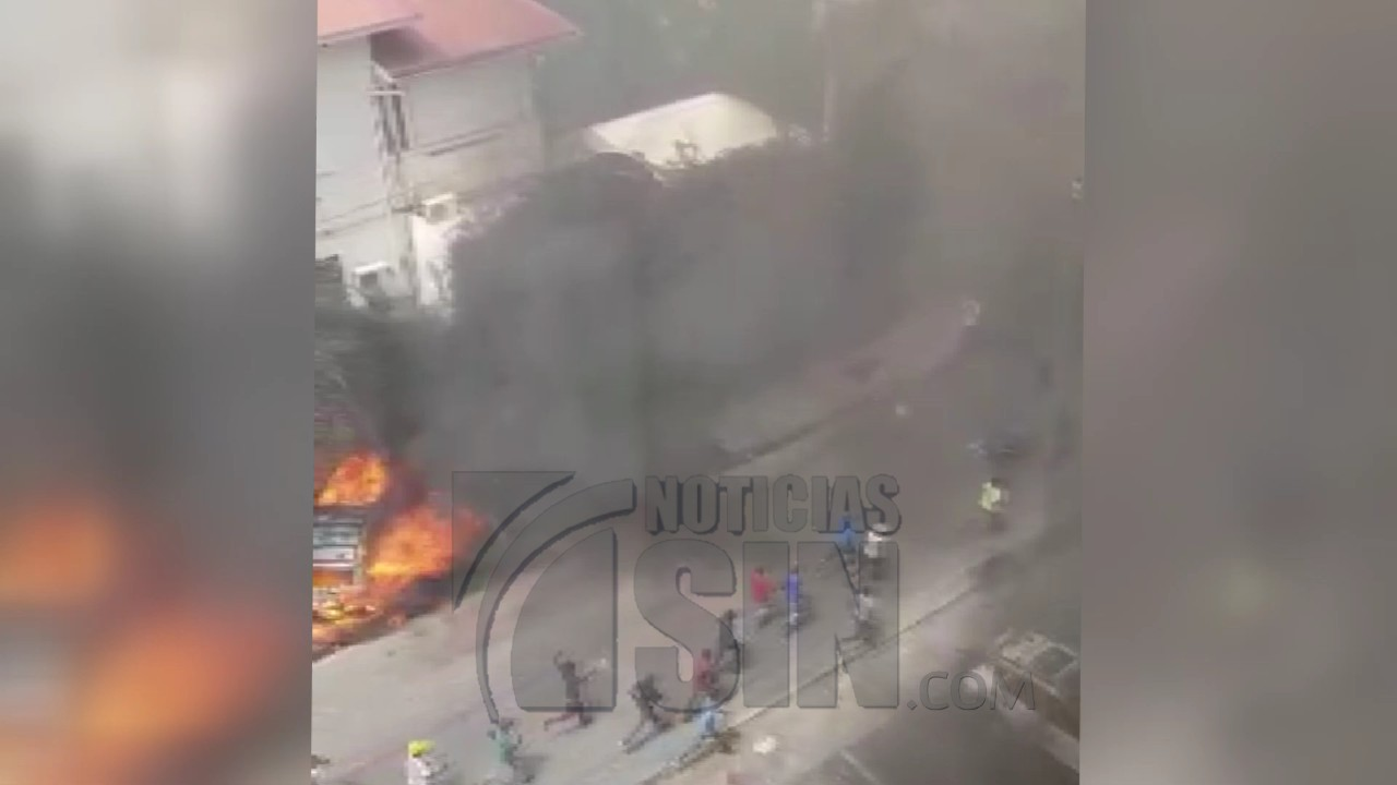 Compañías aéreas de EEUU suspenden rutas a Haití por las protestas violentas