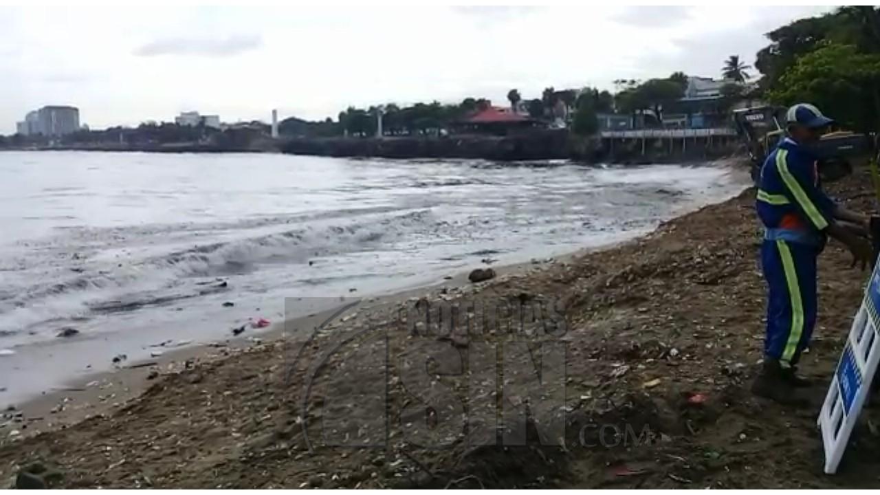 Retiran más de 95 por ciento de la basura en Malecón de Santo Domingo