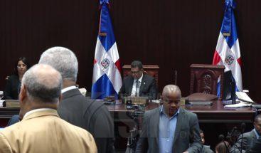 Comisión Especial estudia Ley de Partidos pide a diputados extensión de plazo