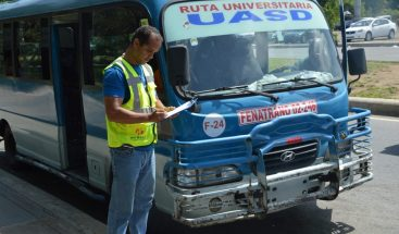 INTRANT realiza estudio de transporte de carga en El Gran Santo Domingo