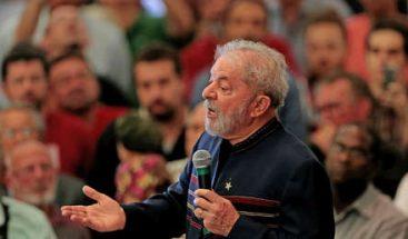 Lula dice desde la cárcel que el ejemplo de Mandela es importante para Brasil