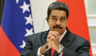 Maduro dice que EE.UU. prepara