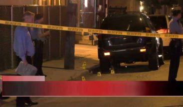 Balacera en Filadelfia deja a un adolescente muerto y 4 heridos