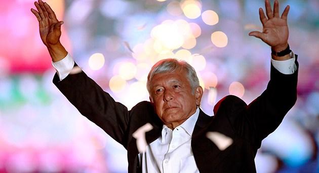 López Obrador supera 24 millones de votos con 93,56 % del recuento en México