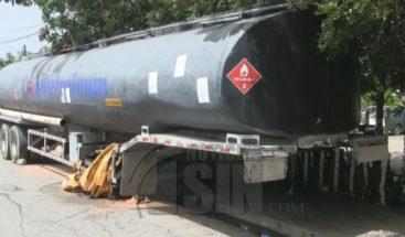 Camión decomisado a exviceministro de la Juventud en Azua produce enfermedades