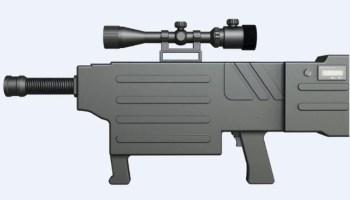 Creadores del 'AK-47 láser' muestran el arma en acción en respuesta a los escépticos