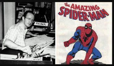 Muere en Nueva York a los 90 años Steve Ditko, cocreador de Spider-Man