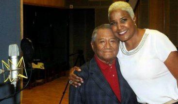 Armando Manzanero graba temas en Cuba con la cantante Haila