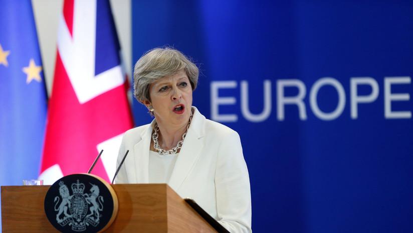 Reino Unido presenta el oficial plan sobre la relación con la UE tras el 'Brexit'