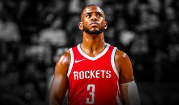 Rockets renuevan contrato a Paul por cuatro años y 160 millones de dólares