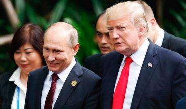 Putin se cita con Trump en el antiguo dominio ruso