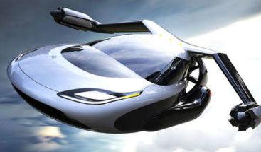 Los japoneses volarán en coches para reducir la congestión del tráfico