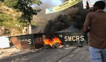 Segundo día de protesta en Haití contra el aumento de los precios del combustible