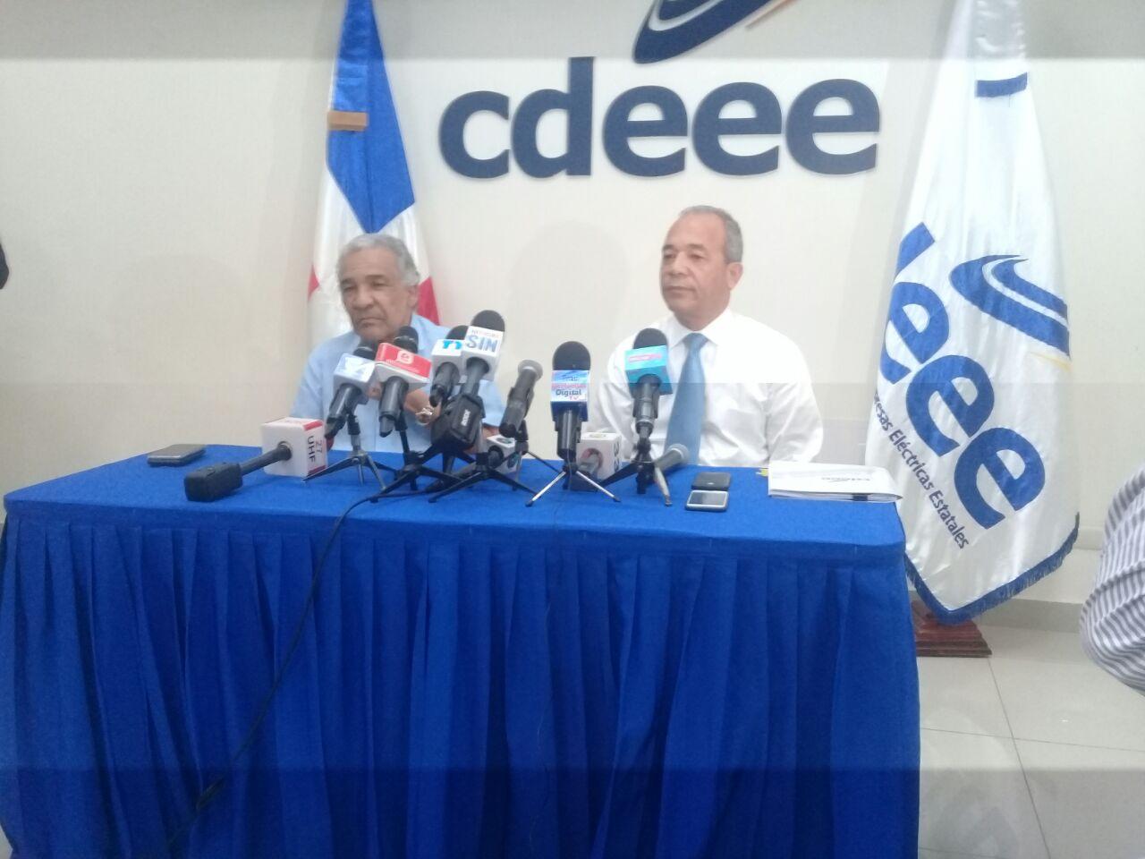 CDEEE aclara no ha firmado acuerdo con empresa de capital Chino
