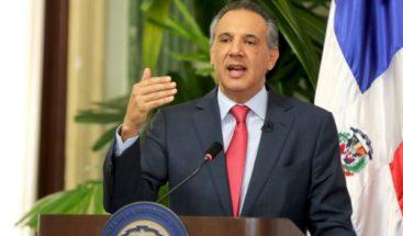 Peralta confirma crean oficina especial para los asuntos con China