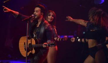 Luis Fonsi cautiva al público de Starlite Marbella con su pop latino