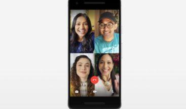 WhatsApp permite llamadas grupales y de video en su nueva actualización