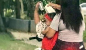 DIGESETT somete a justicia hermanas tomaban alcohol en motocicleta con menor en brazos