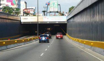MOPC cerrará al tránsito vehicular pasos a desnivel por mantenimiento