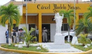 PGR ordena reconstrucción instalaciones sanitarias de exterior cárcel  Najayo Hombres
