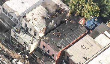 Aumentan a cuatro los niños muertos debido a un incendio en Nueva Jersey