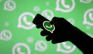 WhatsApp limita reenvío mensajes para combatir 'spam' y noticias falsas