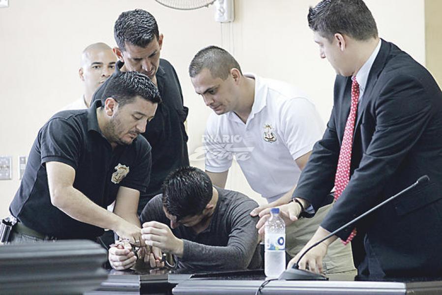 Condenan a 42 años cárcel a acusado de violar cuñada de 15 años en Costa Rica