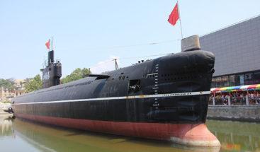 China desarrolla drones submarinos gigantes e 'inteligentes'