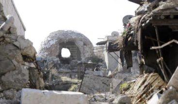 Suben a 156 los muertos en combates y atentados en Siria; Estado Islámico se reivindica ataque