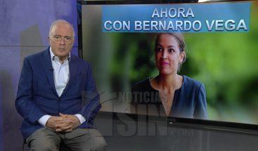 """Ahora con Bernardo Vega: """"Caras nuevas en la política dominicana"""""""