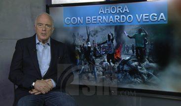 Ahora con Bernardo Vega: ¿Cómo afecta las protestas realizadas en Haití a RD?