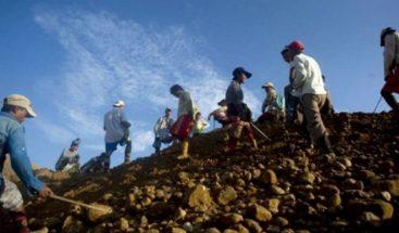 Al menos 15 muertos y 40 heridos en deslizamiento en mina de jade en Birmania