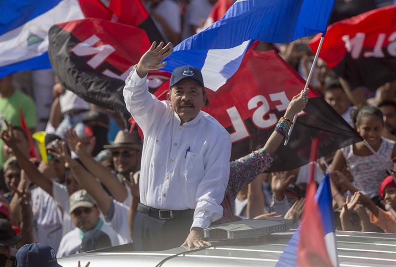 Nicaragua envía nota de protesta a la OEA y rechaza