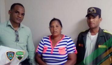 Someten a la justicia mujer agredió agente de la DIGESETT en Santiago