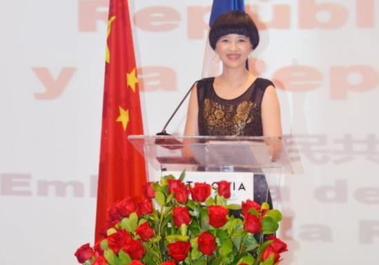 Llegará al país buque hospital de China