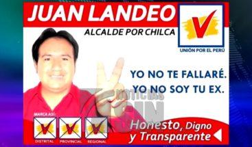 Candidato en Perú llama la atención por su sorprendente eslogan de campaña